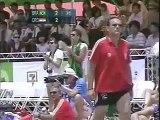 Beach Handball Handebol de Areia Balonmano Playa Brasil x Croácia WG 2009