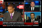 CNN: Sirius XM host Michelangelo Signorile discusses President Obama and LGBT rights