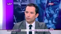 Parlement Hebdo : Benoit Hamon, député socialiste des Yvelines, ancien ministre