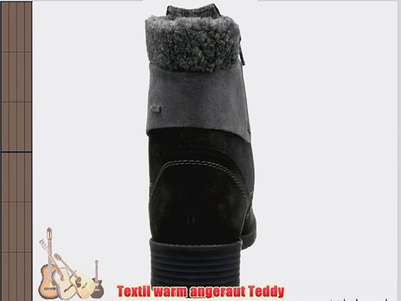Superfit Heel 10017900 M?dchen Biker Boots Schwarz (Schwarz 00) EU 36