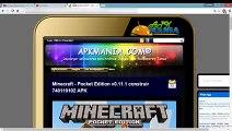 Minecraft - Pocket Edition v0.11.1 build 740110102 Para Android _ Version Final _ OFICIAL _ 2015
