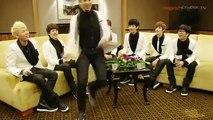 Block B's Rap Movement [Funny Moments and Stuff ^^]