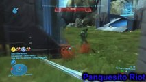 ElectroTOP #29 [T2] |Halo 4 y Halo Reach| -Win`S, Fail`S y WTF`s-