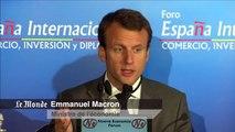 Emmanuel Macron : «La Grèce peut sortir de la zone euro, mais elle restera dans l'Union Européenne»