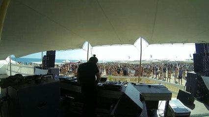 LV, Leon Vynehall, Benji B // WF Sete '15 Beach Stage