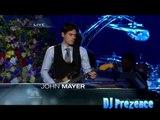 Michael Jackson Memorial [HD] - John Mayer (Human Nature) Tribute