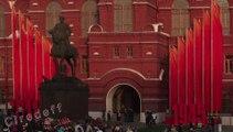 6/7 Tourisme en Russie Visiter Moscou Les musées de la Place Rouge -- Tourism in Russia Visit Moscow Museums Red Square -- Tourismus in Russland Besuchen sie Moskau Museen Rotes Quadrat -- Туризм в Росси