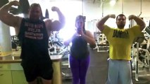 Full Powerlifting Deadlift Workout with Friends!