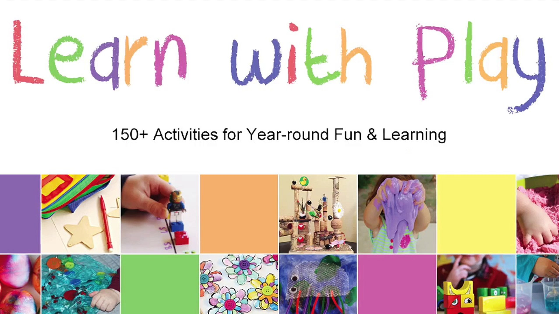 Super Activities for Kids in Learn with Play!