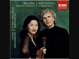 Kyung Wha Chung - Brahms Violin Concerto Mov. 2