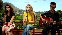 Hozier - Like Real People Do (Cover by Sabrina Carpenter Ft. Sarah Carpenter & Tyler Spry)
