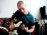 """""""Tell me Baby"""" - Red Hot chili peppers slap Bass cover"""