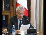 Roma - Decreti attuativi in materia di lavoro, audizioni di esperti (09.07.15)