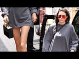 Kendall Jenner Stepped Out on The Streets of New York Without Pants (720p)
