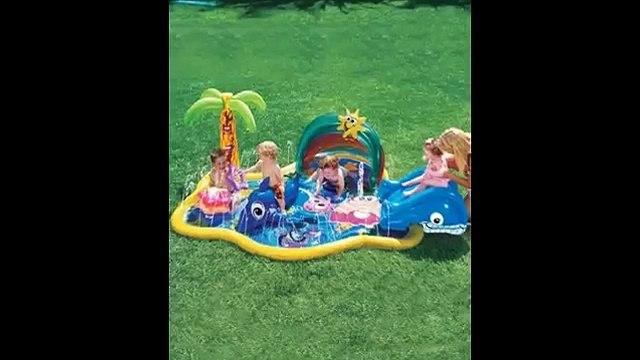 Banzai Baby Sprinkles Splish Splash pool