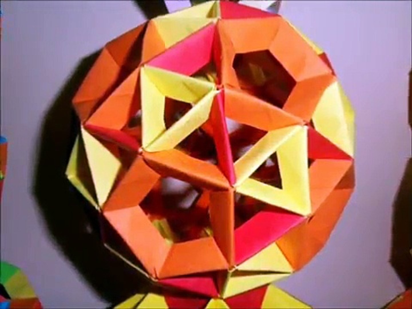 Spiked pentakis dodecahedron | Aka compound of five octahedr… | Flickr | 1080x1440