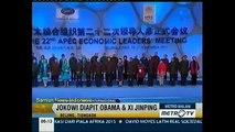 [KTT APEC 2014] JOKOWI Jadi Bintang di KTT APEC di Beijing