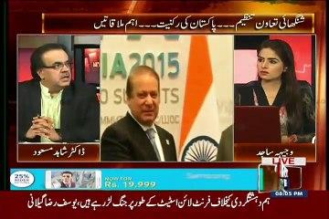 Live With Dr Shahid Masood - 10th July 2015