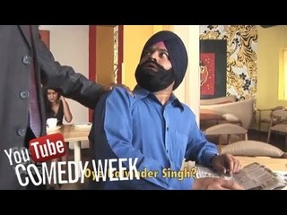 How I Met Your Mother - Punjabi Version with English subtitles
