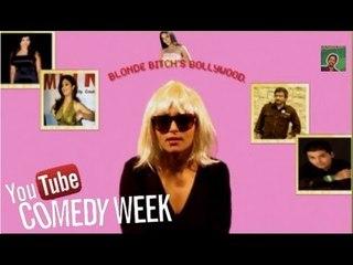 Blonde Bitch's Bollywood Rani Mukherjee