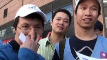 温家宝 与赵紫阳六四在学生当中令中国民主党员感慨 yangyiyang1976