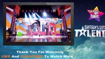 Britain's got talent 2015 ★: Have Old Men Grooving got what it takes