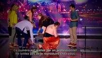 Talent Shows ♡ Talent Shows ♡ Francky Tiffany's - France's Got Talent 2013 audition - Week 5