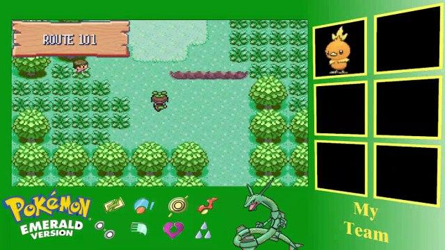 Consti / 720p / Pokémon Emeraude #1 C'est partie Poussifeu :D (11/07/2015 09:42)