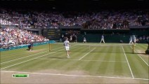 Andy Murray vs Roger Federer   Highlights Wimbledon 2015   Semifinal   ateeksheikh