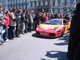 Gumball 3000 2006 Vienna Lamborghini Murcielago Team 51