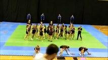 Deliders Cheerleading - III Campeonato Brasileiro de Cheerleading e Dança 2013