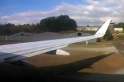 American Airlines - Boeing 737-800 - Takeoff from Guatemala City