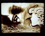 Sand animation art by Ilana Yahav - SandFantasy - With Dato - Sand Dream