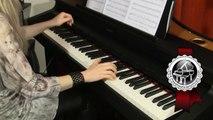 "STRAUSS - ""Radetzky March"" Piano Version"