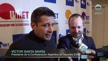 AFSCA y la Confederación Argentina de Deportes dictarán cursos y talleres en los clubes