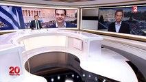 Grèce : Alexis Tsipras fait face à son propre camp