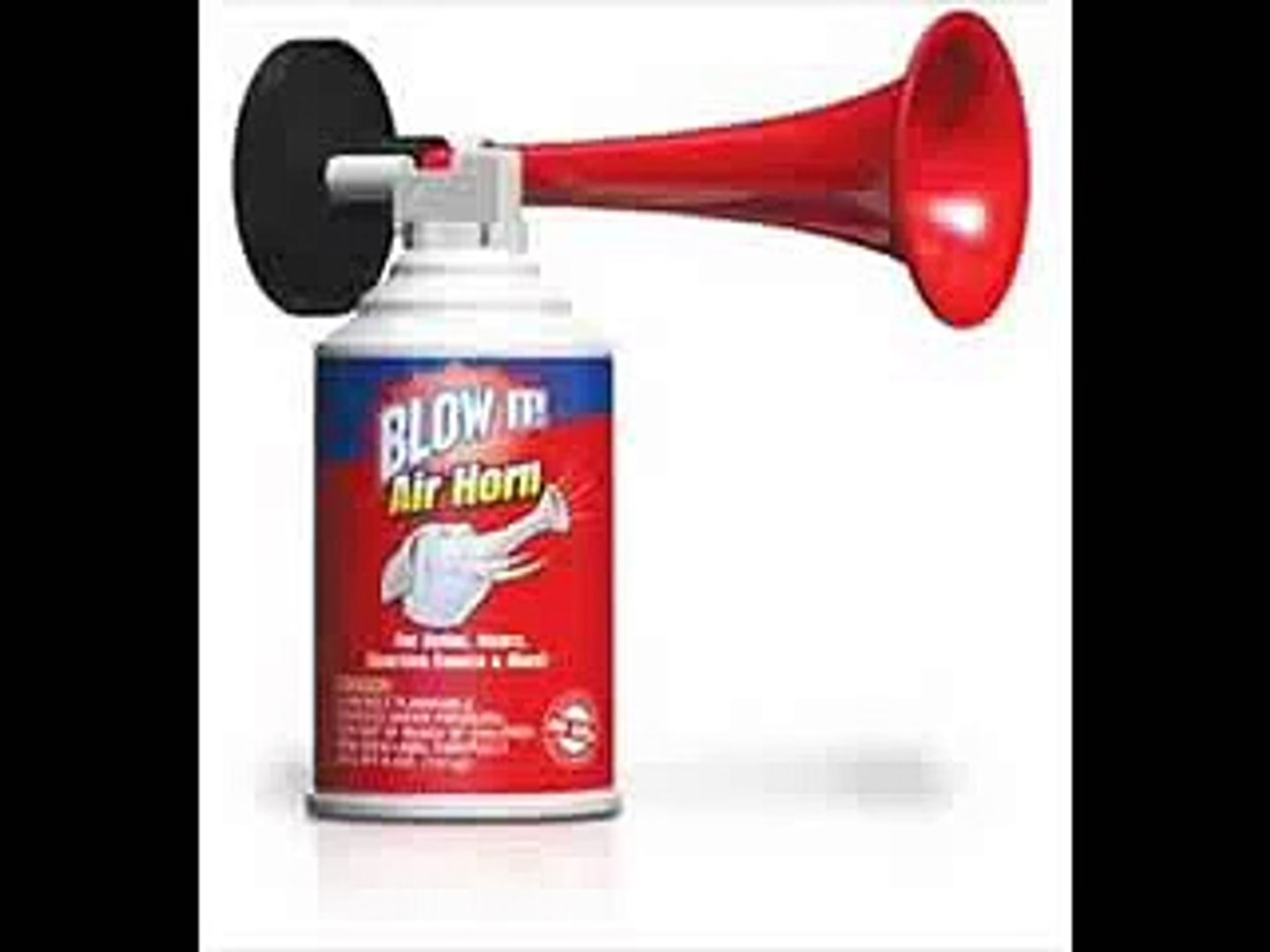Air Horn Sound Effect - video dailymotion