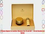 Etienne Aigner In Leather Woman Set 75 ml EDT   50 ml Deodorant Spray