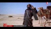 L'acteur Omar Sharif est décédé