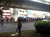 Puerto Rico - Represión policial a estudiantes UPR