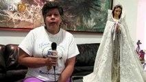 La Virgen Rosa Mística celebrará su cumpleaños