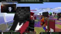 Club pro avec Tiiitou et Minecraft qui bug