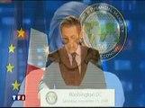 Sarko ... un comique incompris au G20