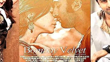 7 Kissing Scenes - Ranbir Kapoor kisses Anushka Sharma 7 Times in 'Bombay Velvet'_FWF