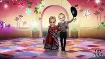 Ellen Degeneres + Portia De Rossi Funny Dance