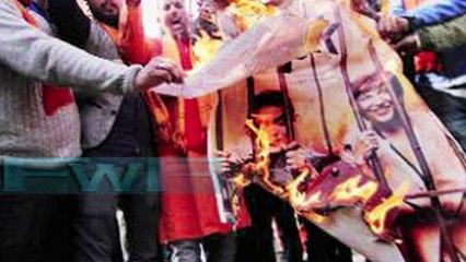 Aamir's PK posters vandalised in Madhya Pradesh_FWF