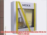 Mexx Woman Giftset EDT Spray 40 ml plus Body Lotion 150 ml 1er Pack (1 x 190 ml)