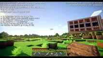 SEUS SHADER MOD RC6 | MONDSTRAHLEN WASSER SHADER UVM! | German/FullHD | Minecraft 1.4.7