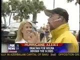Hurricane Wilma - Naples- Greta Van Susteren - Fox News