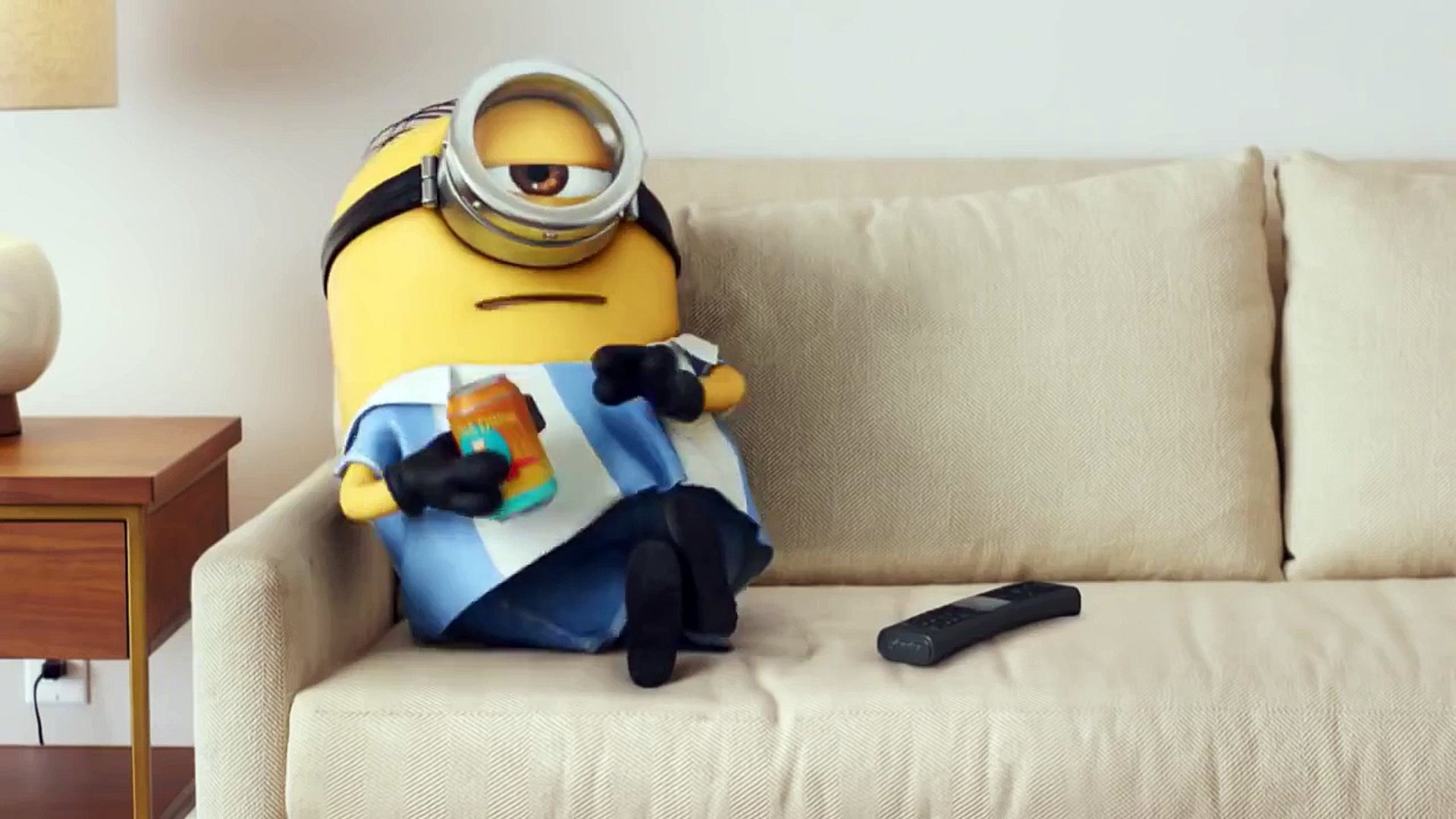 Minions Favorite Show - XFINITY X1 Voice Remote tv commercial